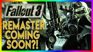 A Fallout 3 Remaster May Be Coming Soon!