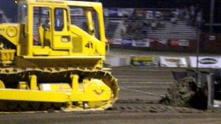 World's  Largest Dozer at Churnin' Dirt Nationals.avi