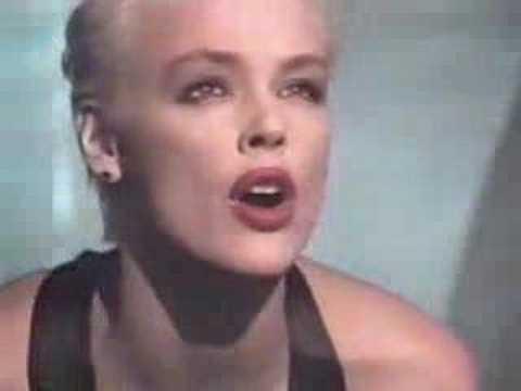 Falco meets Brigitte Nielsen 1987 Body next to body
