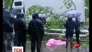 Негода нанесла потужного удару по Одесі