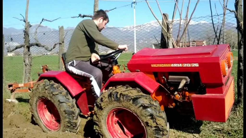 Aratura 2012 valpadana 20 26 4rm video integrale youtube for Ricambi valpadana