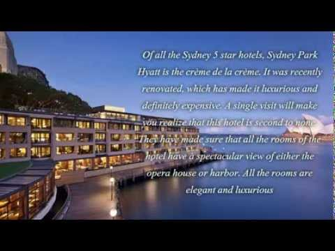 The Best 5 Star Hotels For Your Sydney Dream Trip
