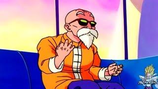 Master Roshi's Flashback (1080p HÐ)