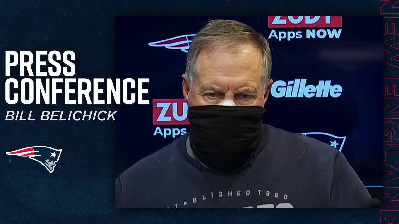 Bill Belichick: 'There's a lot of things we can do better this year defensively' | Press Conference