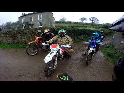 Hardcore Trail Riding Monmouth Fri 13 April 2018