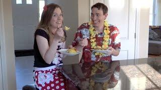 Episode 93: Bringing Disney Home - 'ohana Bread Pudding