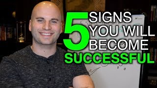 5 Signs You Will Become Successful thumbnail