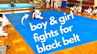 What It Takes To Earn A Black Belt 🥋