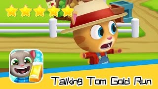 Talking Tom Gold Run SPECIAL EVENT Walkthrough The best cat runner game! Recommend index five stars
