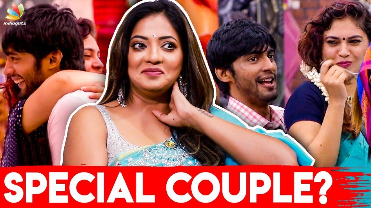 Tharshan & Sherin Relationship? : Reshma Reveals | Bigg Boss Tamil | Kavin,  Shakshi | Vijay TV