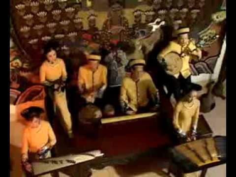 Nhã Nhạc Cung Đình Huế - Lưu thủy Kim tiền Xuân phong Long hổ - Nhạc hòa tấu