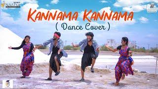 Kannama Kannama Dance Cover | Country Chicken | STR | Deva | Naatya School of Dance