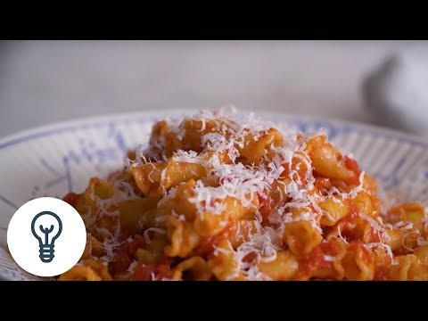 Marcella Hazan's Tomato Sauce With Onion & Butter Recipe on Food52