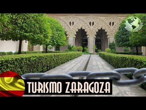 Qu ver y comer en zaragoza turismo espa a 2015 youtube for Lugares turisticos para visitar en espana