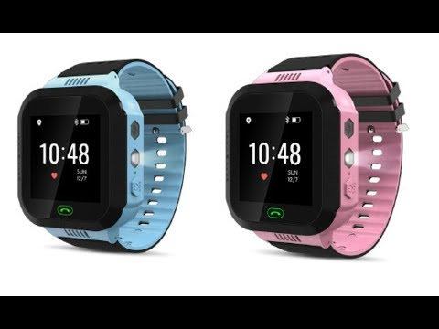 Kids Smart Watches for Dave & Bella- GPS tracker/phone call/messaging