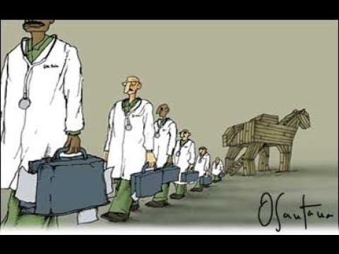 El caso de los médicos cubanos en Brasil resumido