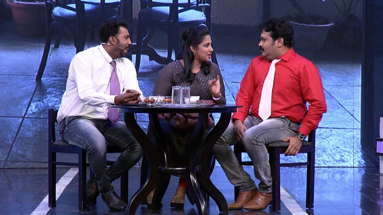 #ThakarppanComedy | Shibu Laban coming back with his skit performance | Mazhavil Manorama