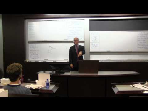 """Saul Levmore, """"How Does Law Work? Concentration and Distribution Strategies"""""""