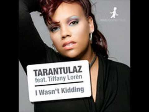 Tarantulaz ft. Tiffany Loren - I Wasn't Kidding (The Layabouts Future Retro Vocal Mix)