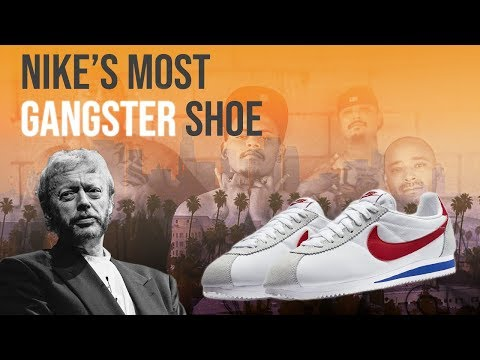 Nike Cortez: The Forgotten History of Nike's Most INFAMOUS Shoe