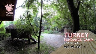 World Asia Turkey Antalya Tekirova Sundance Camp COW