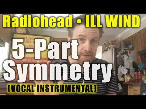 Radiohead • Ill Wind: Sweaty Record (single) Review #60