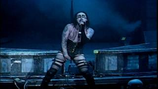 Marilyn Manson: Guns, God And Government - Disposable Teens [HD]