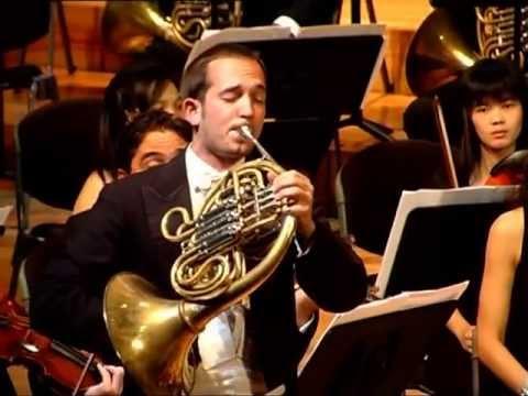R. Strauss: Horn Concerto no 2 - Szabolcs Zempleni (Horn), Dariusz Mikulski (Conductor), TPO