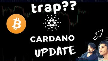 Cardano | Bitcoin | ADA BTC  Price Prediction Today |  NEWS & Market Analysis | May 2020 🏮