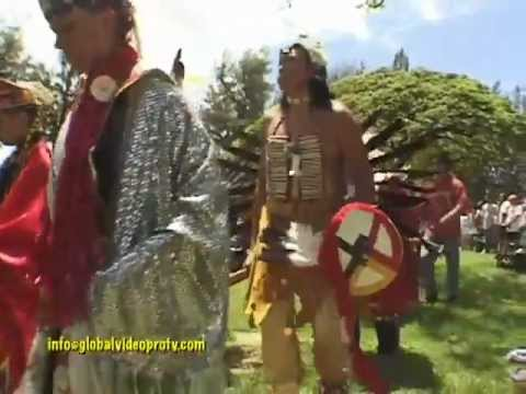 native-american-indians-pow-wow,-hawaii-usa
