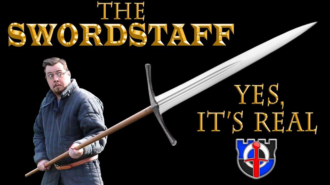 Download Underappreciated Historical Weapons: the SWORDSTAFF