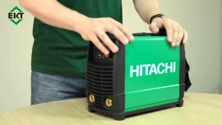 Сварочник Hitachi Сварочные аппараты Hitachi EW2800, EW3500, EW4400(Как научиться сварке с нуля до профи www.ekt.by Сварочные инверторы Hitachi: Hitachi EW2800 - MMA сварка до 130А Hitachi EW3500 - MMA..., 2013-05-22T08:07:19.000Z)