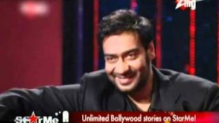 Ajay Sips Koffee With Karan