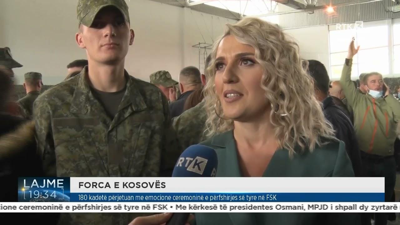 Download 180 kadetë përjetuan me emocione ceremoninë e përfshirjes së tyre në FSK