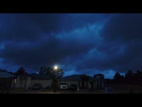Storm + UFO Coomera Queensland