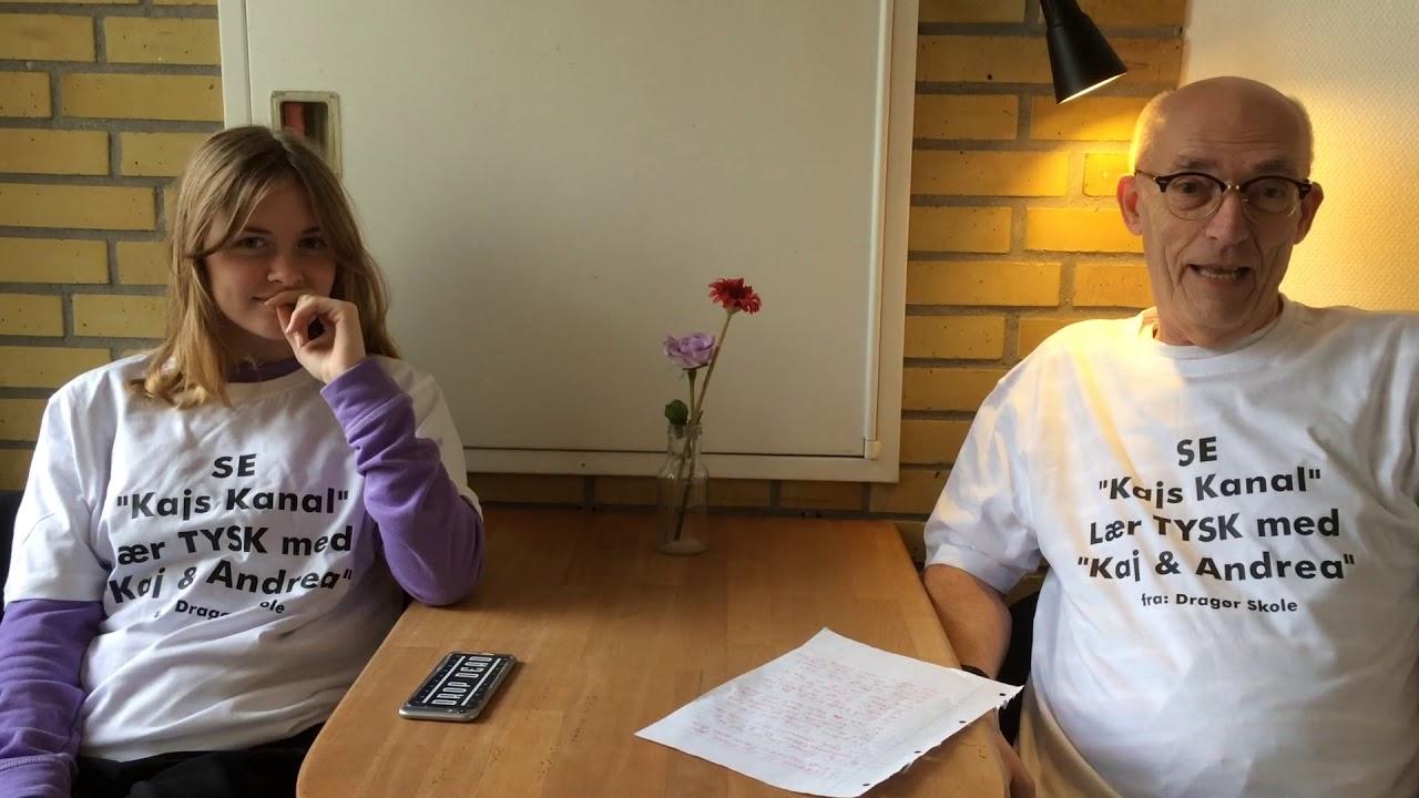 Kaj og Andrea :)