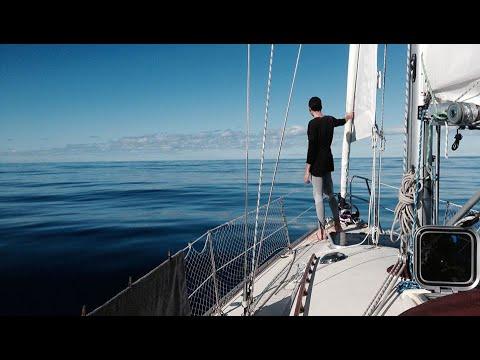15 Days At Sea. NZ To Fiji.