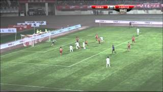 Henan Jianye vs Dalian Aerbin, Chinese Super League 2014 (Round 3)