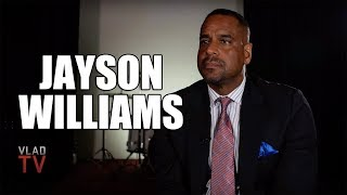 Jayson Williams on His Father Shooting a Man That Hit Jayson with a Pool Stick (Part 1)
