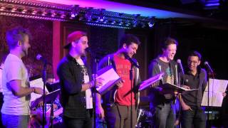 "Ben Platt, F  Michael Haynie, Mike Millan, Jason Michael Snow, Daniel Quadrino - ""Twirler Girl"""