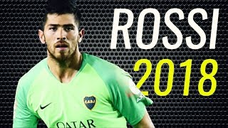 Agustín Rossi • 2018 • Boca Juniors • Best Saves Compilation • HD