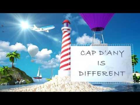 qdq CAP D'ANY IS DIFFERENT