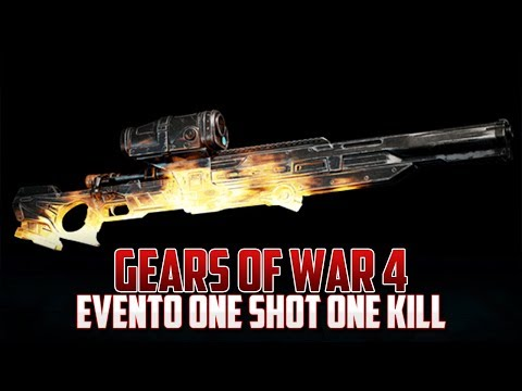STREAM | Gears of War 4 | One Shot One Kill en llamas!!