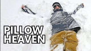 Pillow Heaven Snowboarding Niseko Japan