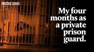 Trailer: My Four Months as a Private Prison Guard