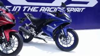 Launching All New Yamaha R15 2017 with Maverick Vinales