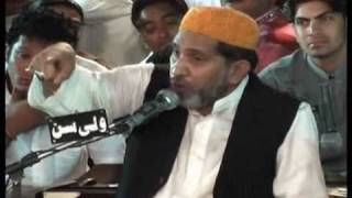 Muhammad ali sajan in Depalpur(Okara) mehfil-e-naat