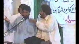 Zakir Syed Manzoor Hussain Shah of Kot Adu (Part 2/2) | Majlis at Gahi Syedan, Rawalpindi (2002)