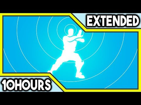 FORTNITE TAI CHI DANCE 10 HOURS | FORTNITE 10 HOUR MUSIC