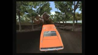 Dukes of Hazzard: Return of The General Lee (Video Game Preview)